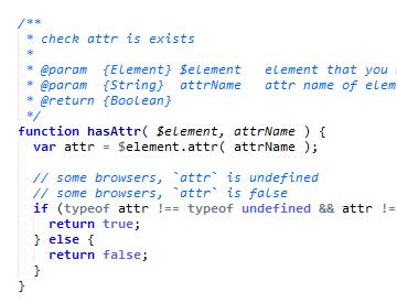 Good coding standards including Docblock Comment standards