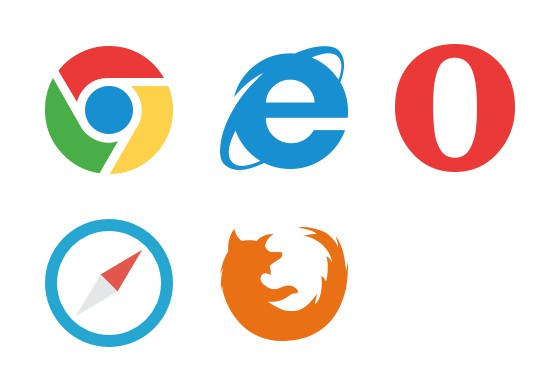 Compatible with IE9+, Firefox, Safari, Opera, Chrome (support all modern browsers)