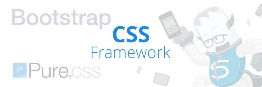 CSS Framework ชีวิตเราดีขึ้นเพราะนายเลยนะ